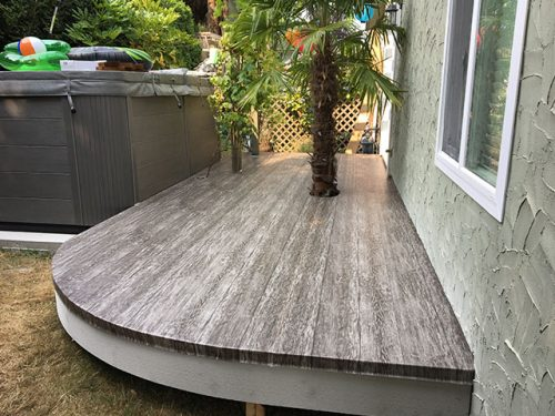 DeckRite Vinyl Decks - In all Styles