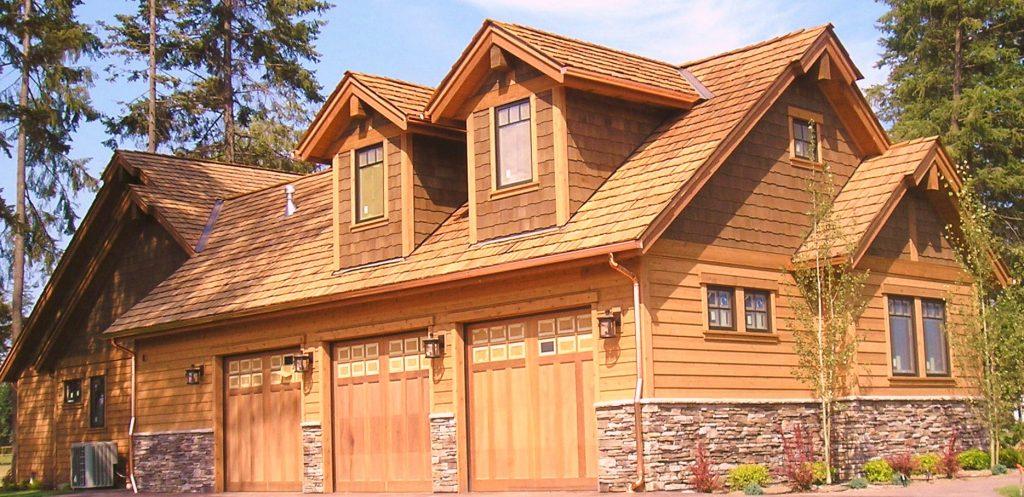 Cedar Roofs